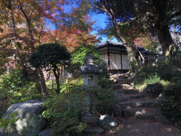 田崎草雲旧宅・庭園(草雲美術館)