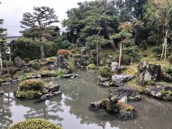 赤田氏庭園(赤田草野谷館)