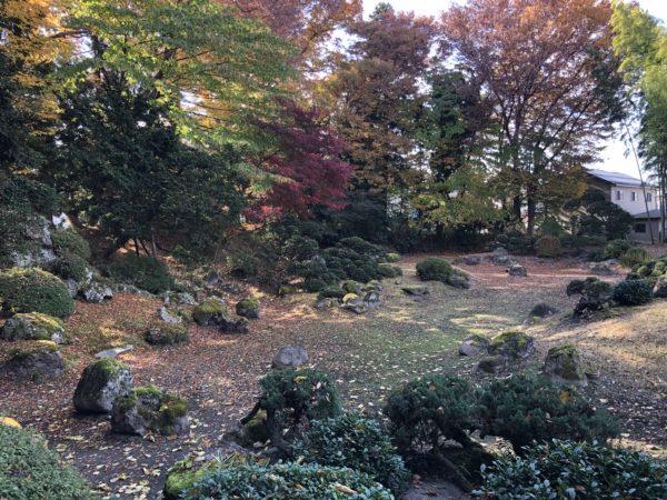 光禅寺庭園