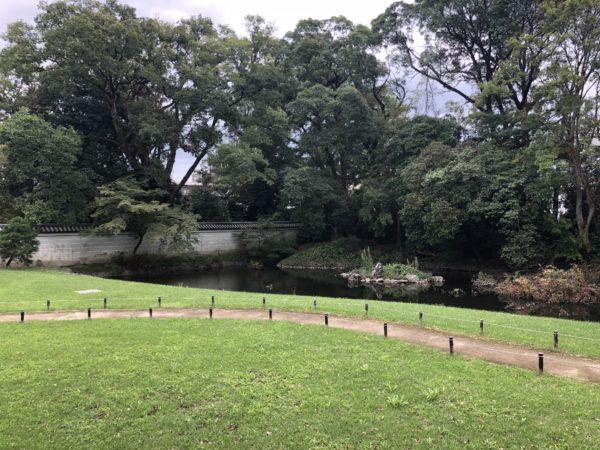 閑院宮邸跡庭園