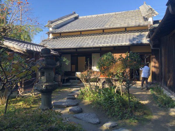 太田宿 旧脇本陣林家住宅