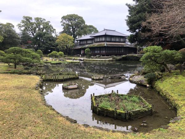 松浜軒庭園