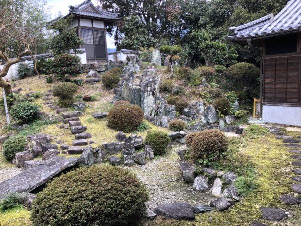 願勝寺庭園