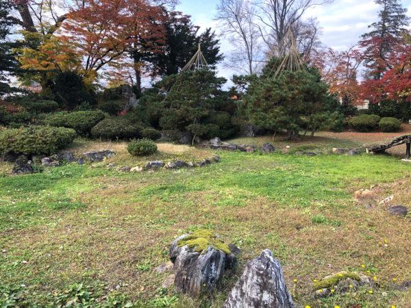 法泉寺庭園