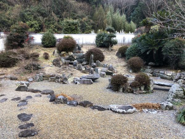 東林寺庭園