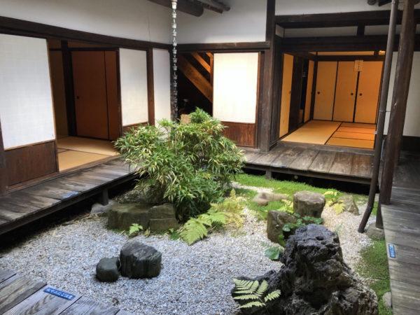 吉田家住宅庭園