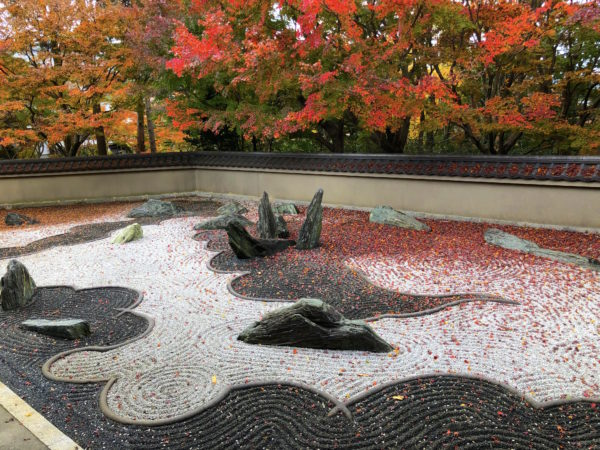 東福寺 龍吟庵庭園 / Tofuku-ji Temple Ryogin-an Garden, Kyoto