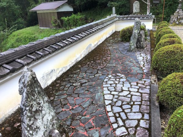本休寺庭園