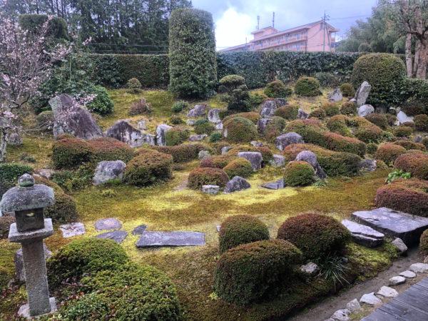 盛安寺庭園