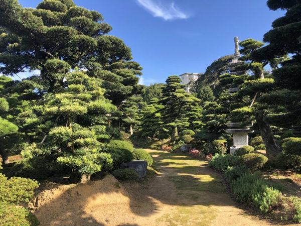 古賀・植木の里庭園群