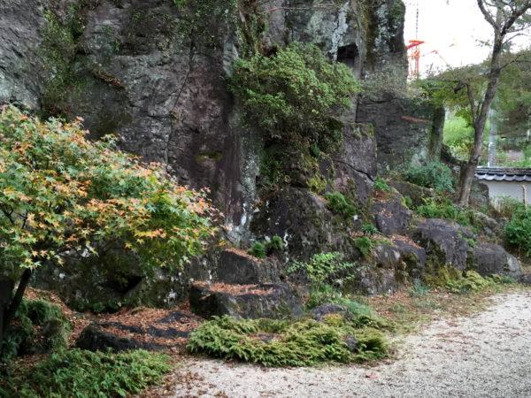 御客屋敷(月鐘楼)庭園