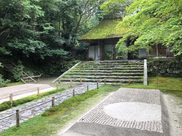 法然院庭園