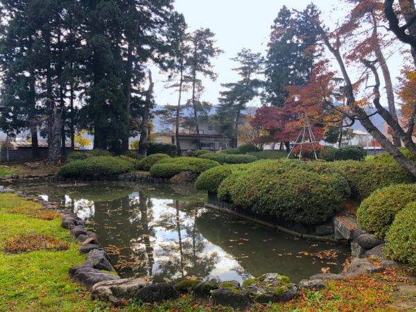 林泉寺庭園