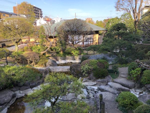 水車公園日本庭園・徳水亭