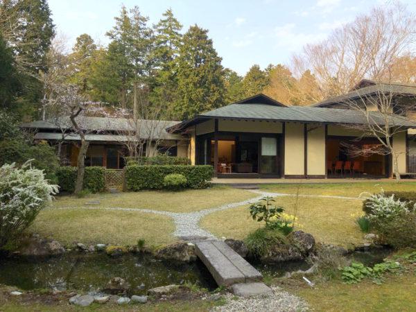 東山旧岸邸庭園