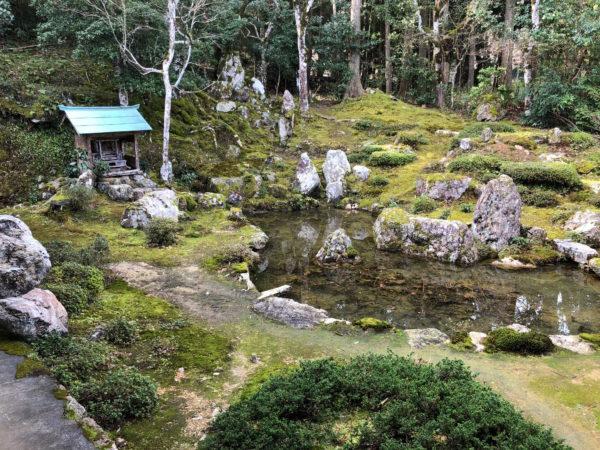 圓照寺庭園