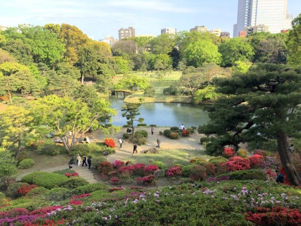 六義園 / Rikugien Garden, Tokyo