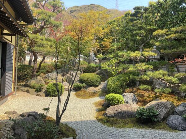 満昌寺庭園