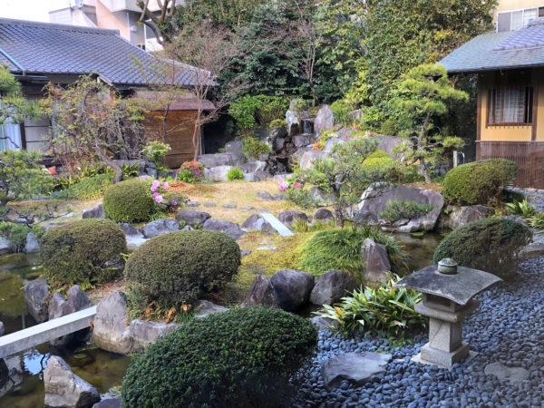 宝泰寺庭園