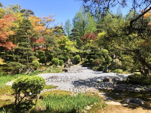 高澤邸庭園(菊水酒造庭園)