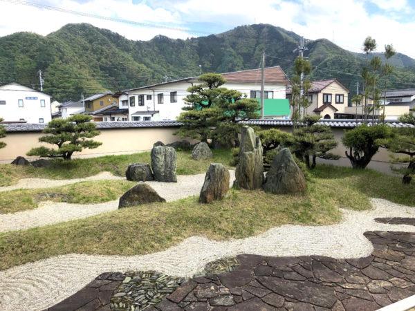 北野美術館庭園