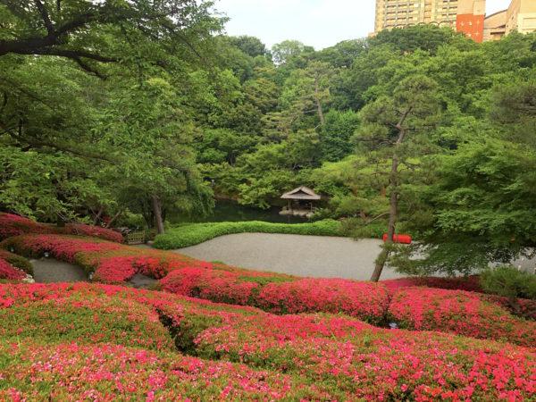 八芳園庭園