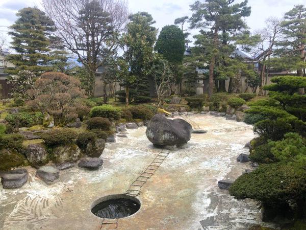 善導寺庭園