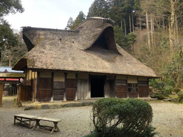 坪川氏庭園(千古の家)