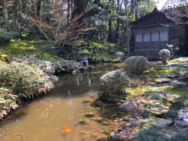心蓮社庭園