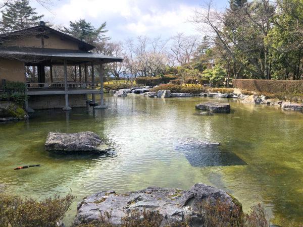嚮陽庭園(西山公園)