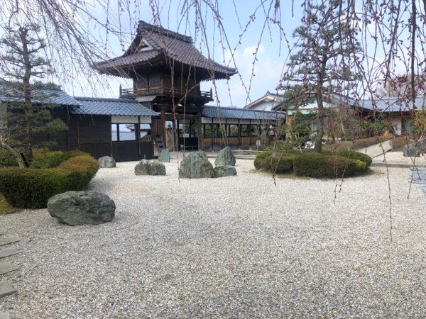 萬慶寺庭園
