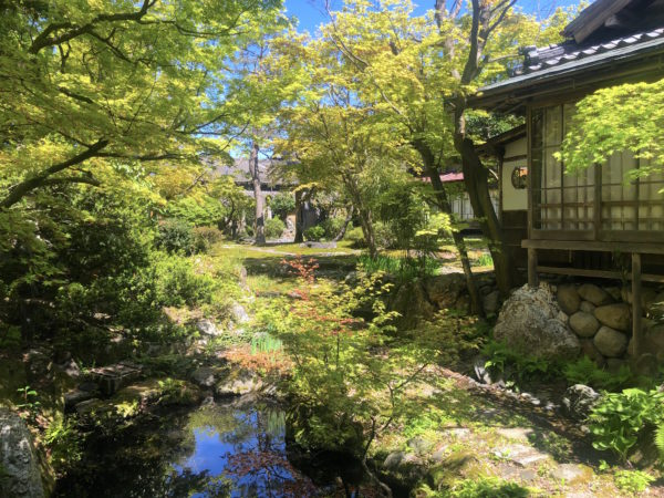 金升酒造庭園