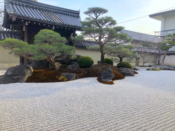 観智院庭園