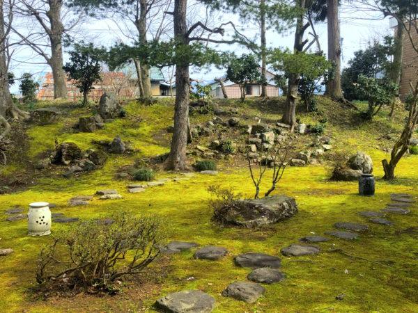 武家屋敷 旧田村家庭園