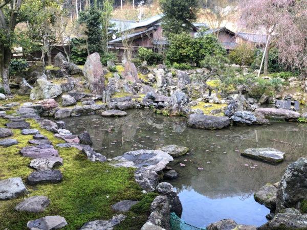 三田村氏庭園