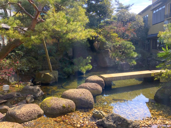 庭園宿 ゆ楽
