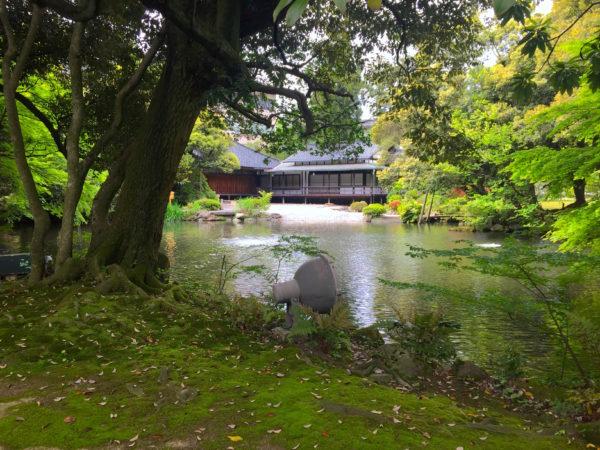 松風閣庭園(旧本多家庭園)