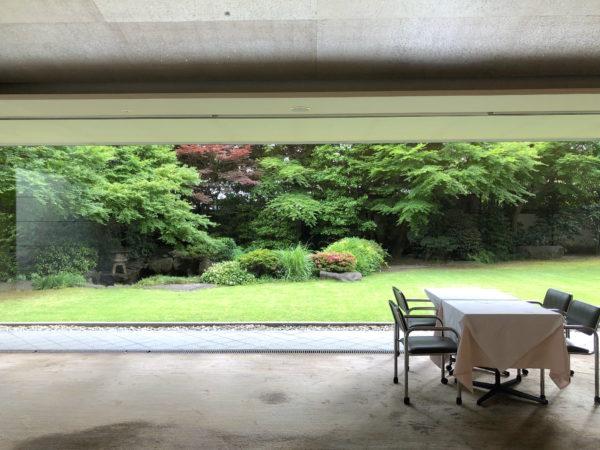 菊池寛実記念 智美術館庭園