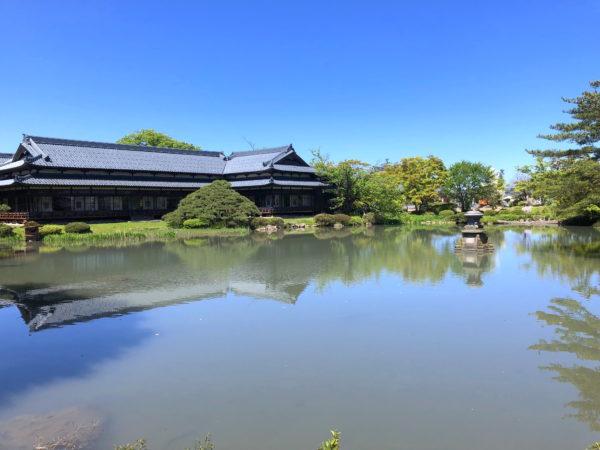 孝順寺庭園(旧斉藤家本邸)