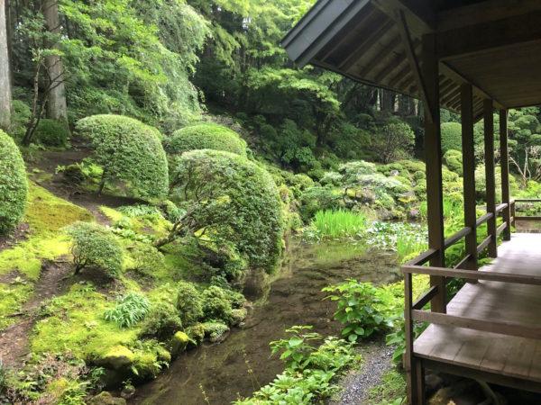 光前寺庭園 / Kozen-ji Temple Garden, Komagane, Nagano