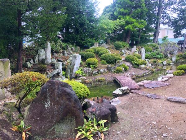 百瀬家庭園