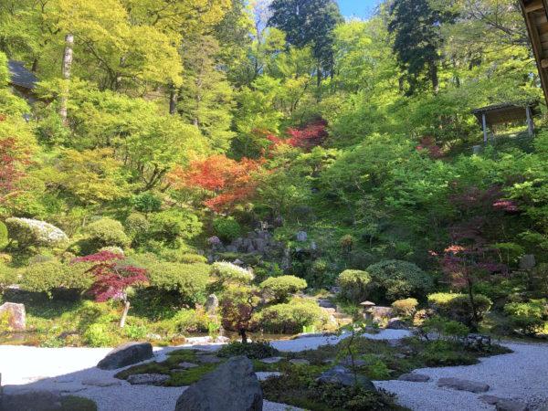 普済寺庭園