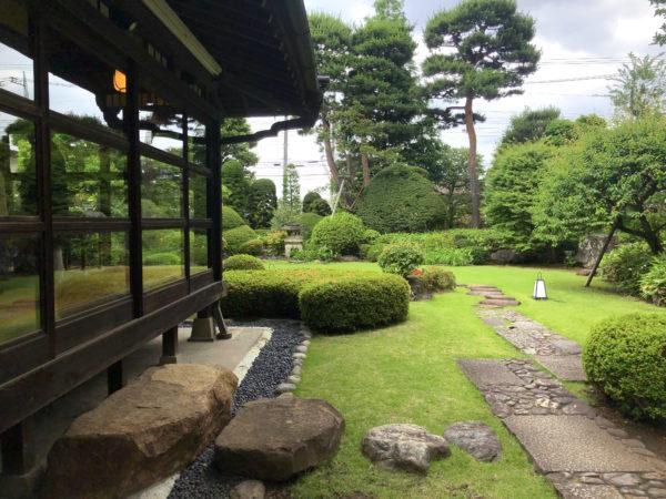 がんこ武蔵野立川屋敷庭園