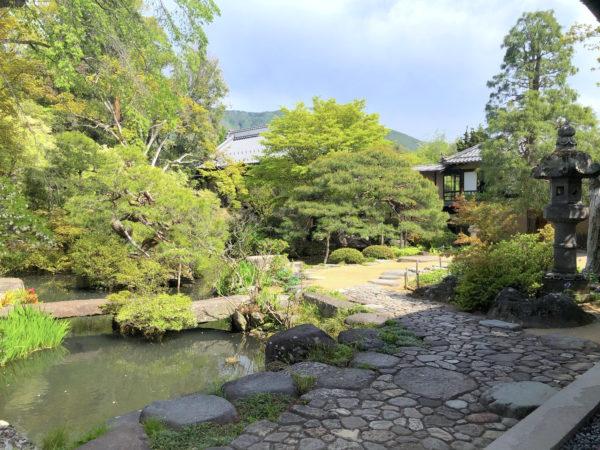 田中本家博物館庭園