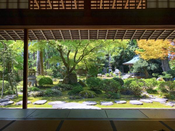 椿寿荘庭園