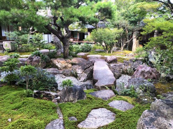 旧林氏庭園(一宮市尾西歴史民俗資料館)