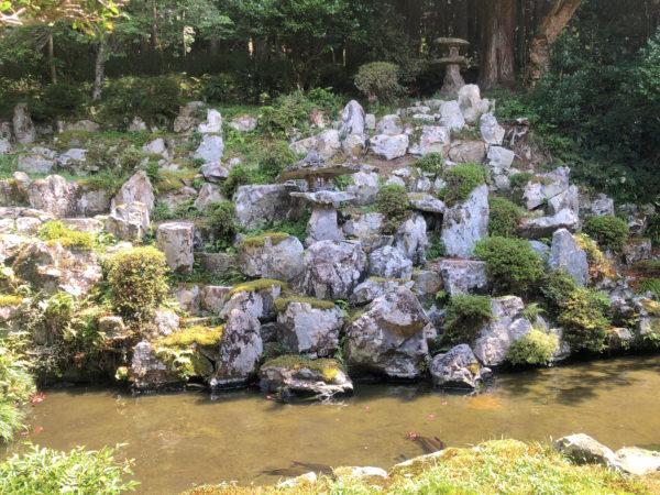 昌利山 護念寺庭園