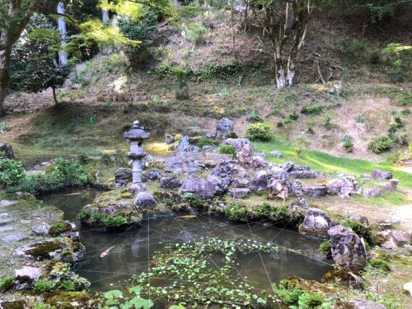 宗雲寺庭園