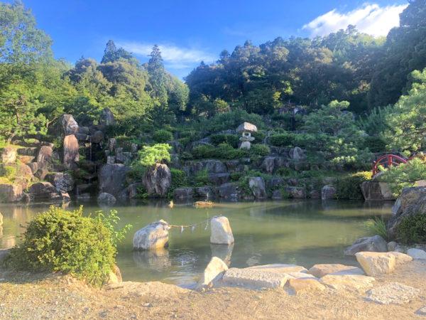 水尾神社庭園(水尾庭園)