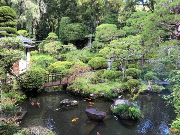 覚林坊庭園